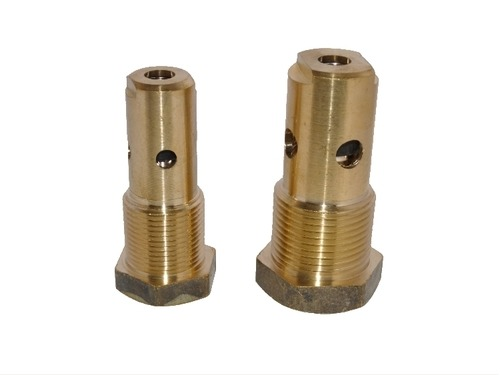 Brass Air Compressor Part