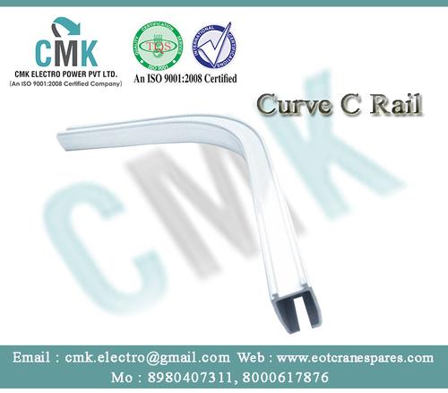Curve C Rail Festoon System