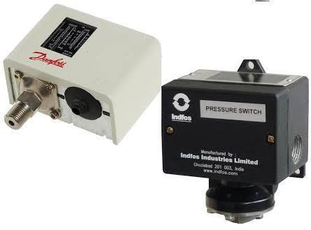 Mechanical Pressure Switch