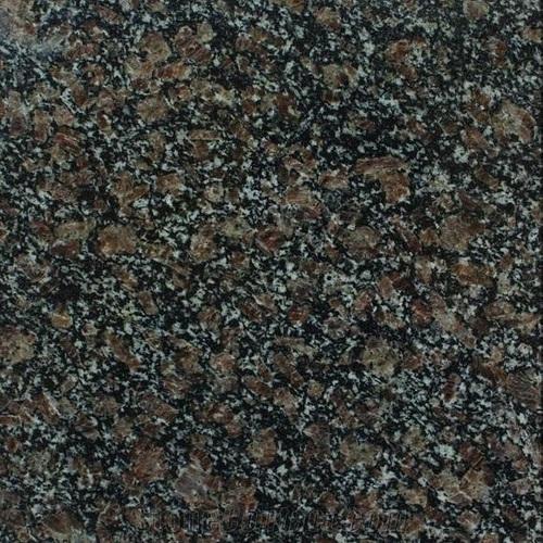 Diamond Brown Granite Slab