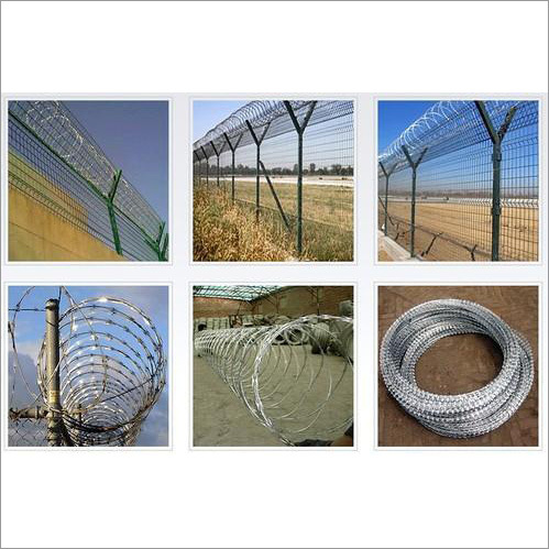 Concertina Coil Fencing Wire