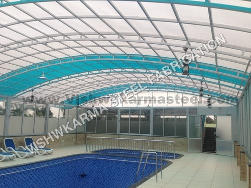 Swimming Pool Shed