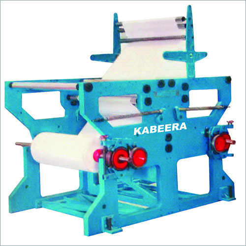 Double Reel Stand Machine