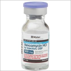 Vancomycin Injection Usp
