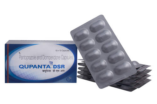 Pantoprazole + Domperidone Capsule