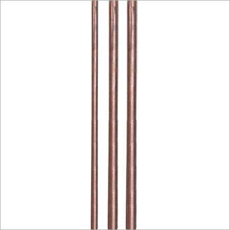 COPPER EARTH RODS WITHOUT THREADED