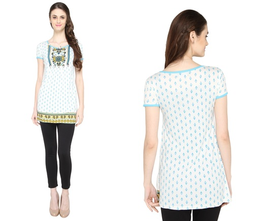 Bedazzle Casual Printed Women's Kurti