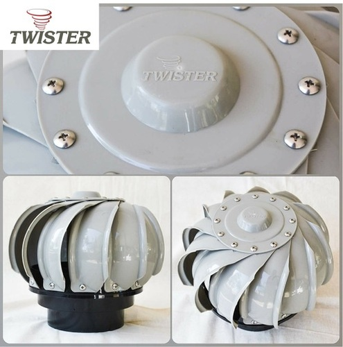 TWISTER Toilet Sewer Ventilator
