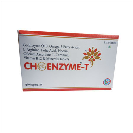 Co-Enzyme Q10 Tablets