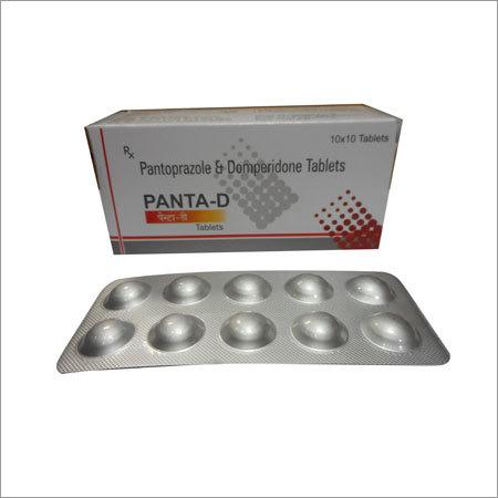 Pantoprazole & Domperidone Tablets