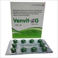 5G Combination Soft Gel Capsules