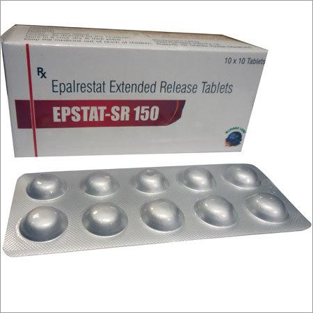 Epalrestat Extended release Tablets