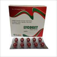 Lycopene Soft Gel Capsules