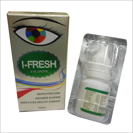 I Fresh Eye Drops