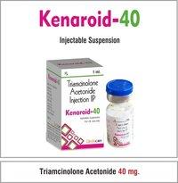 Triamcinolone 40 mg