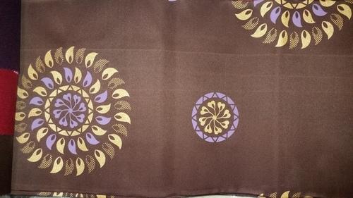 Pearl Micro Gold Mattress Fabric