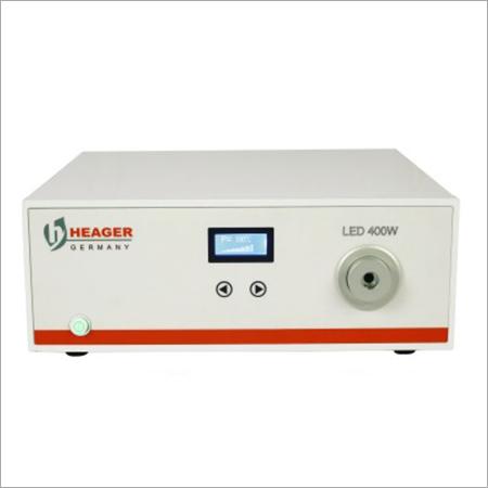 Laparoscopy LED Light Source 400 W