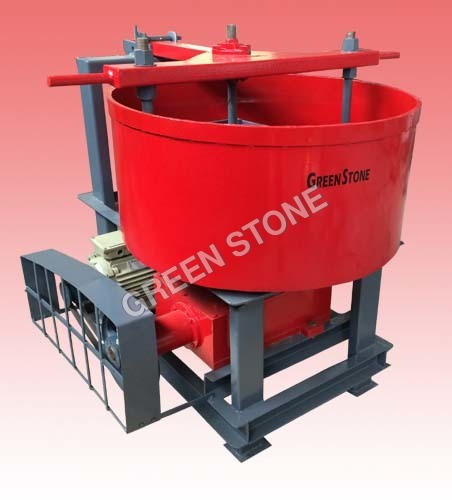 Color Mixer for Paver Blocks Plant