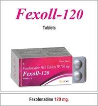 Fexofenadine 120 mg