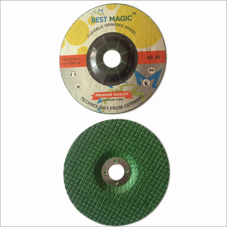 Flexible Grinding Wheel