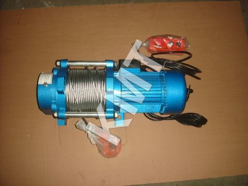 Chinese Electric Wire Rope Hoist/Winch