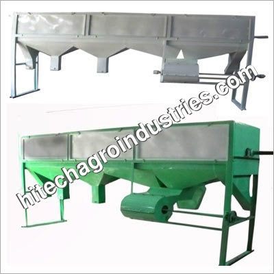 Round Seed Cleaning Machine