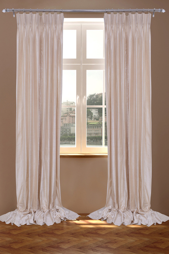 Shantung Dupioni Curtains