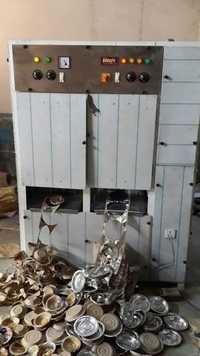 Double Diee Dona Plate Making Machine