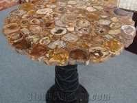 Semi Precious Stone Table Top
