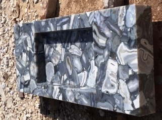 Grey Agate Sink 1