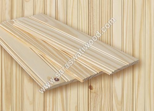 Pine Wood Panelling