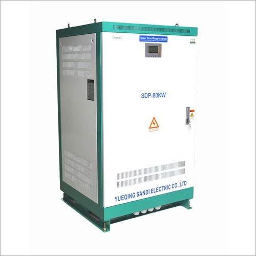 Off Grid Inverter 80KW 3 Phase AC 220V/380V Output