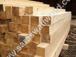 Pine Sleeper Wood