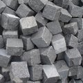 Rajasthan Black Granite Cobbles