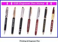 Self Ink Gift Engraver Pen