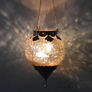 Designer Glass Hanging