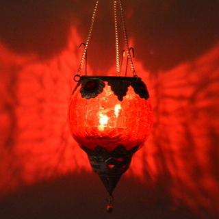Glass Hanging