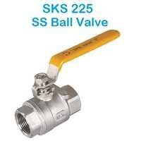 SKS 225 SS Ball Valve