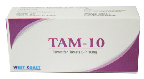 Temoxifin Tablets 10Mg