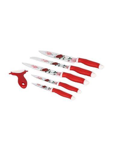6 Pcs Kitchen Tool Knife Set