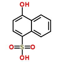 1 Napthol 4 Sulphonic Acid