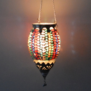 Home Decor Glass Hanging