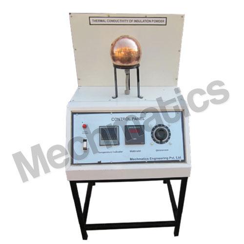 Thermal Conductivity of Insulation Powder Apparatus
