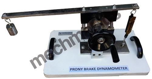Pony Brake Dynamometer