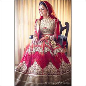 Ladies Wedding Lehengas
