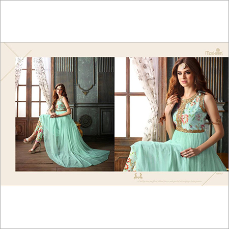 Stylish Party Wear Gown