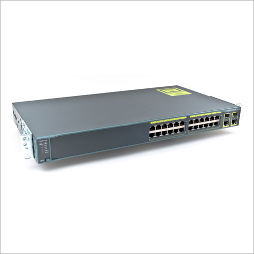 Cisco Catalyst WS-2960-24TC-L 24-Port Ethernet Switch