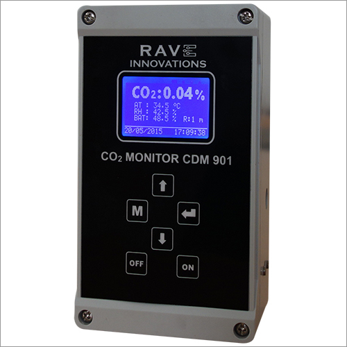 CO2 Monitor CDM (901)