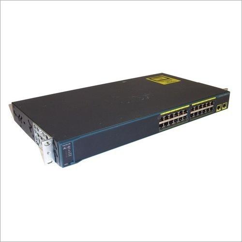 Cisco Catalyst Ws-2960-24tt-L 24-Port Ethernet Switch