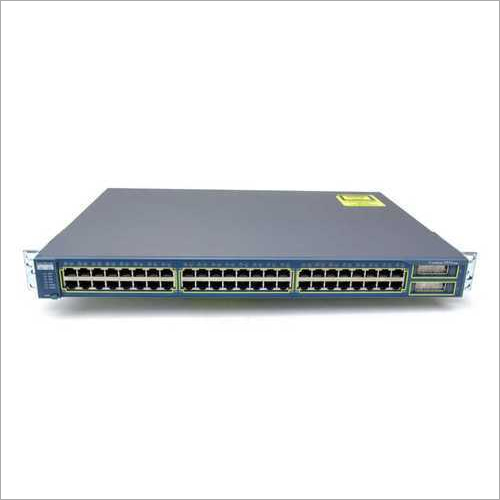 Cisco Catalyst WS-C2950G-48 48-Port Ethernet Switch